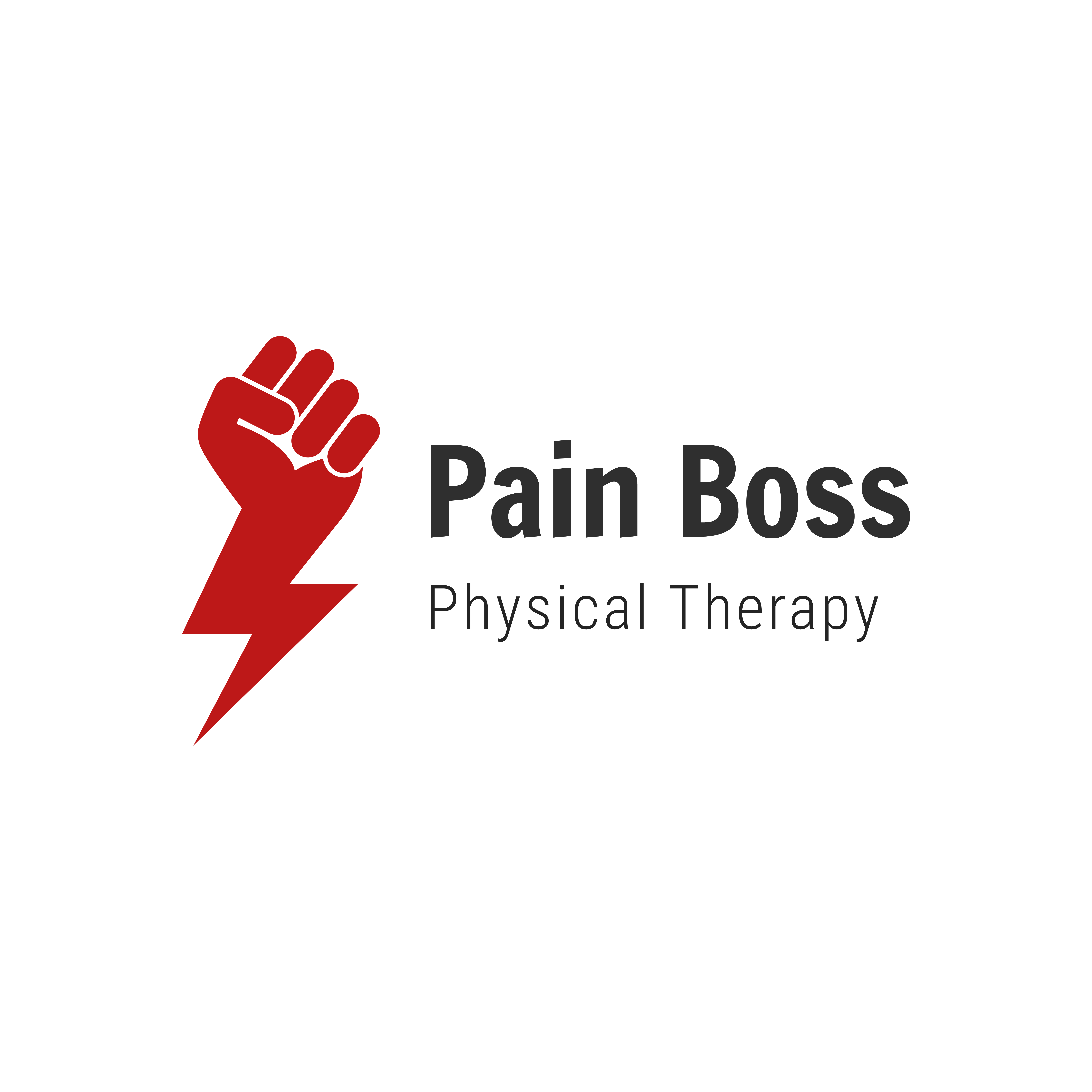 Pain Boss Physical Therapy Logo