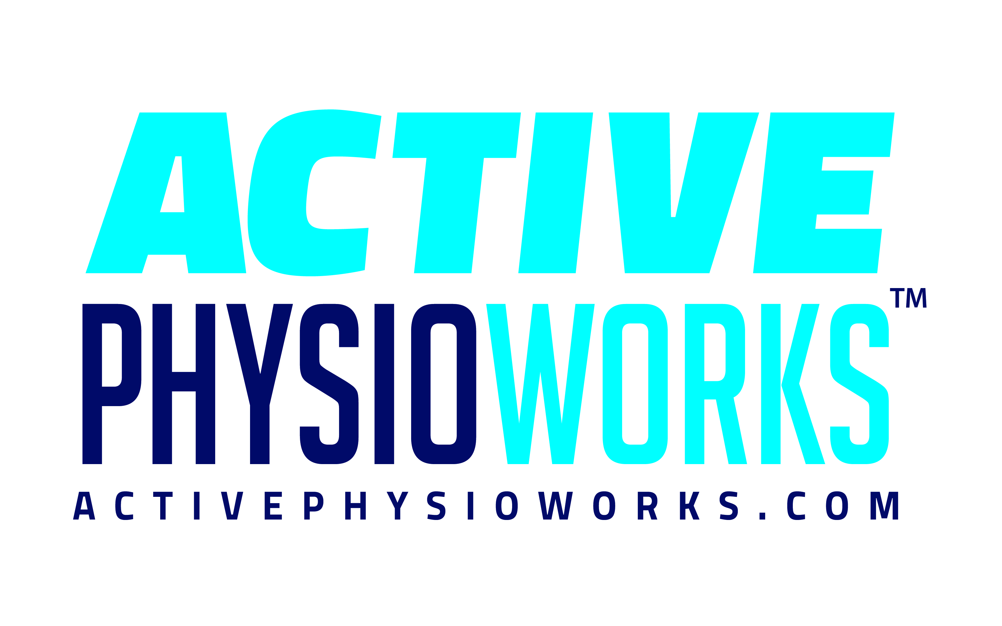 Active Physio Works  Logo