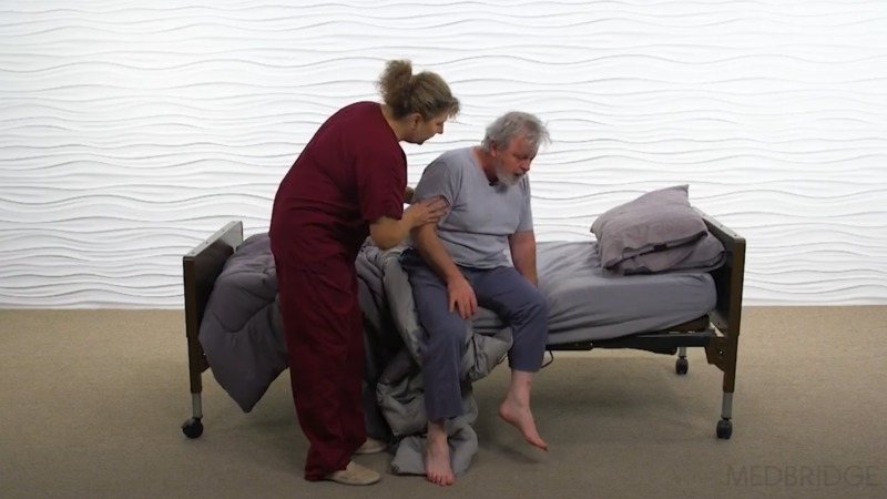 Nursing Management of Dementia: Aggression & Sexual Behaviors