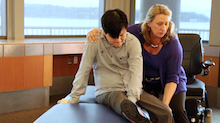 Patients with Spinal Cord Injuries
